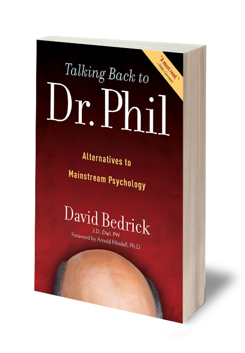 David Bedrick Book Cover Revised June 10